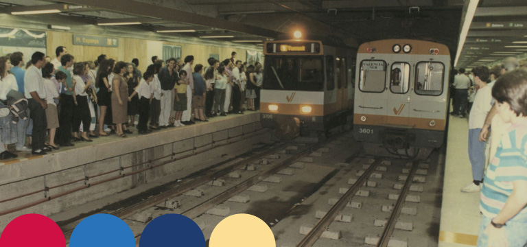 8 October 1988, At long last Valencia has an underground!