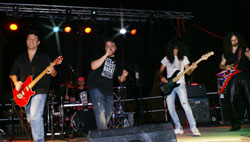 Local 9 hard rock band, actuan en Xàtiva Jueves 2 feb metrovalencia