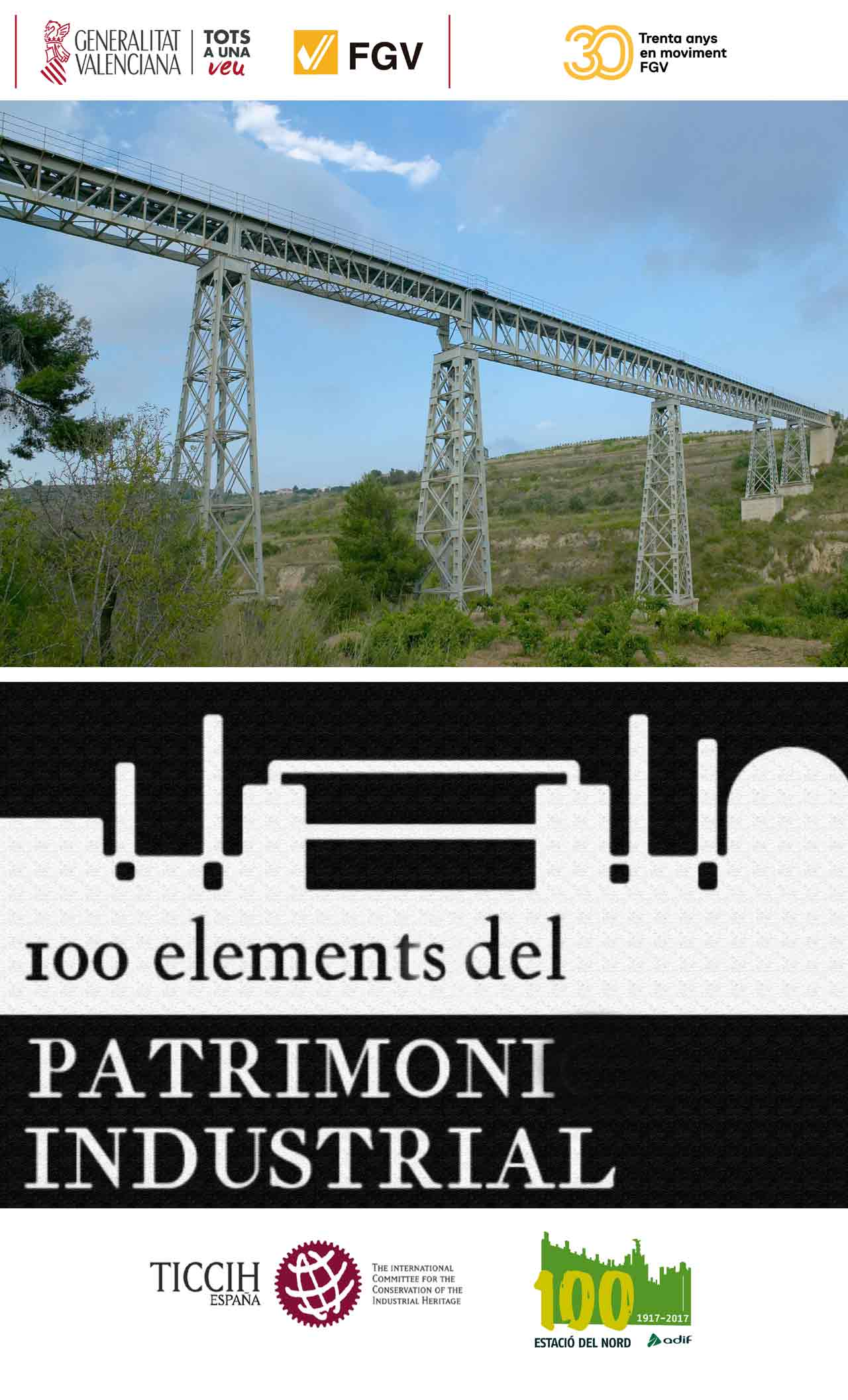 100 elements del Patrimoni Industrial